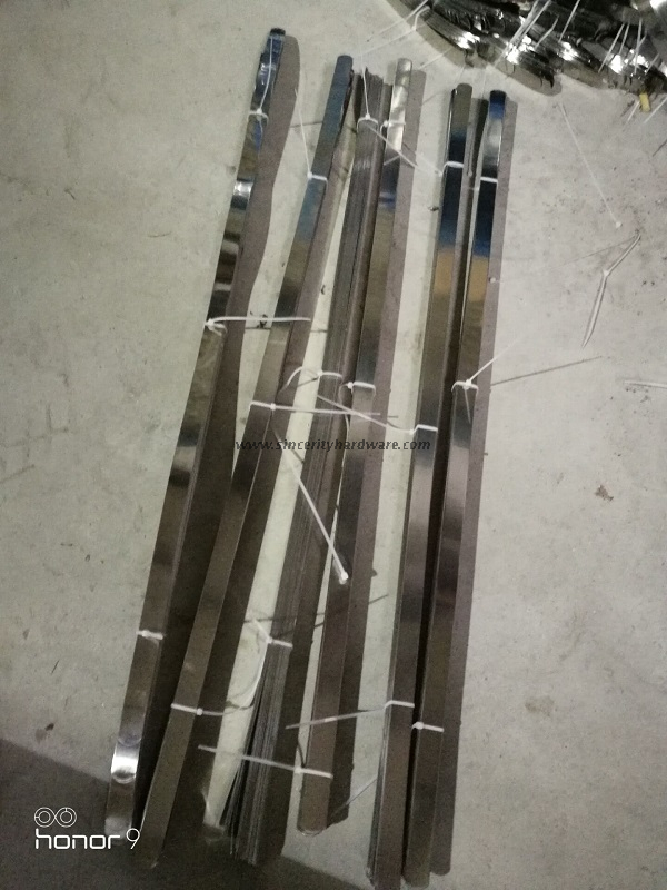 Stainless Steel / Zinc Lashed Cable Support