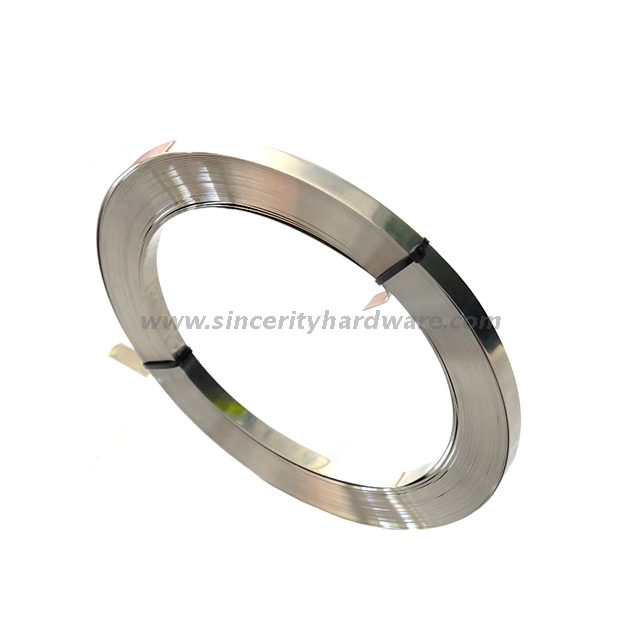 1/4 Inch Stainless Steel 201 Banding Strap