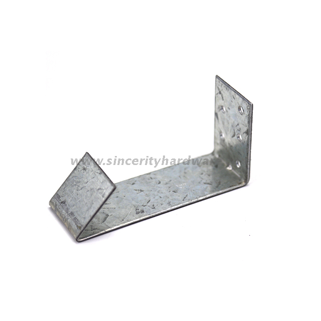 Other Timber Connector: Galvanized J Type Steel Bracket
