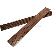 SHPC-77 Plastic 5 Rows Bird Control Spikes Defer Pigeon & Sparrow