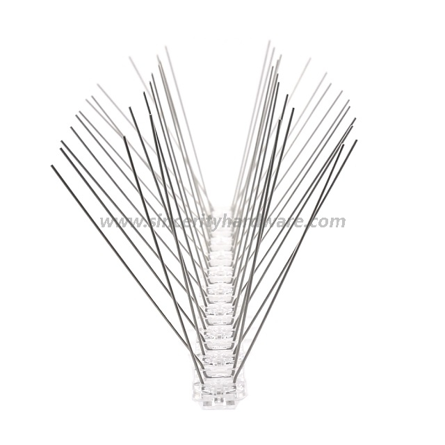 SHPC-53-1:Hot Selling Plastic Bird And Pigeon Spikes For 5M Per Box